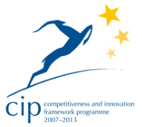 Logo of Competitiveness and Innovation Framework Programme